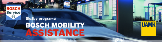 BOSCH Mobility Assistance (BMA)
