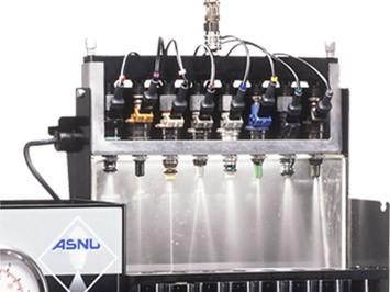 Diagnostika a čištění benzínových vstřikovačů