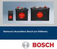 Baterie Bosch pro Oldtimery