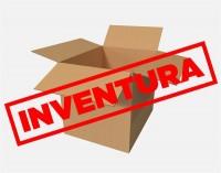 V pátek 8.12.2017 bude z důvodu inventury skladu ZAVŘENO
