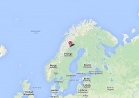 Výlet na Polární kruh 2014