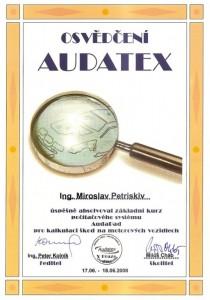 Expertní systém AudaPad