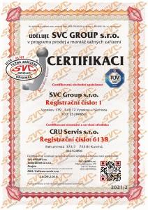 Odborná montáž, prodej a servis tažných zařízení značky SVC Náchod