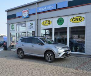 Toyota Hybrid + LPG