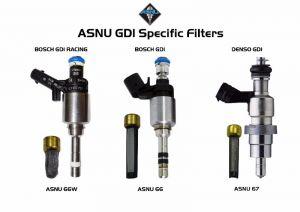 Nové filtry ASNU