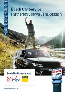 Bosch Mobility Assistance
