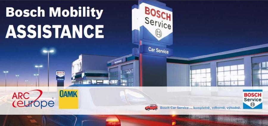 Bosch Mobillity Assistance