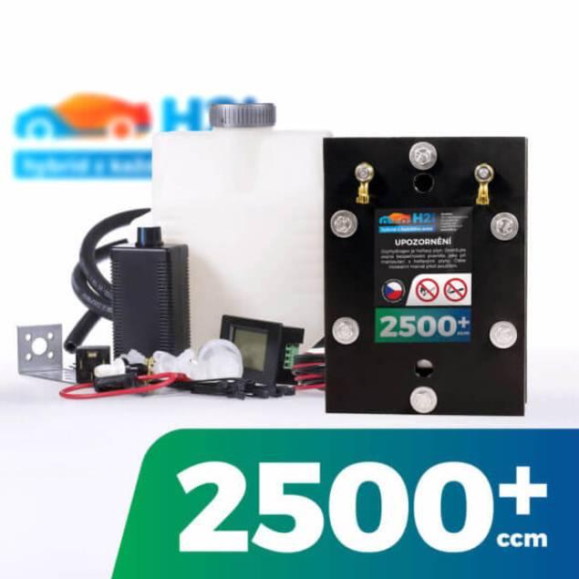 Jednotka H2I nad 2500 ccm