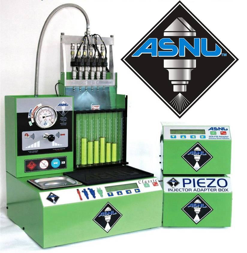 Diagnostická zařízení ASNU
