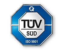 TÜV - ČSN EN ISO 9001:2009