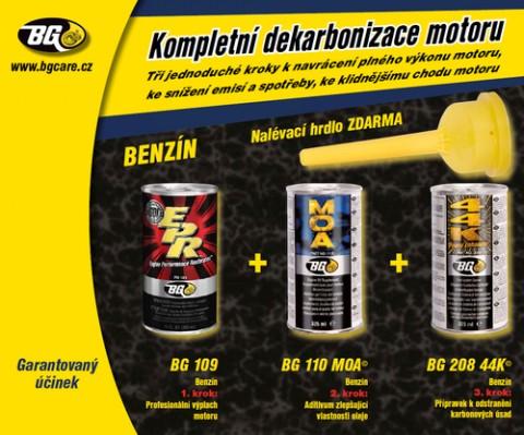 Pro benzínové motory
