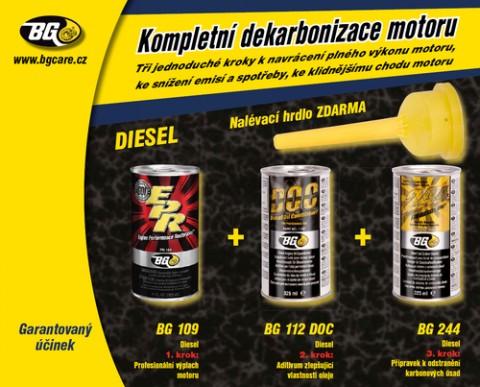 Pro dieslové motory