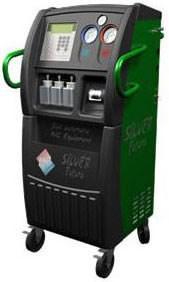 Poloautomatické zařízení pro servis klimatizací TRONIC FUTURA
