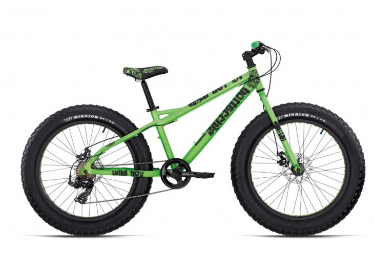 070 FAT BIKE 7S ALU 24″ WILD BOY