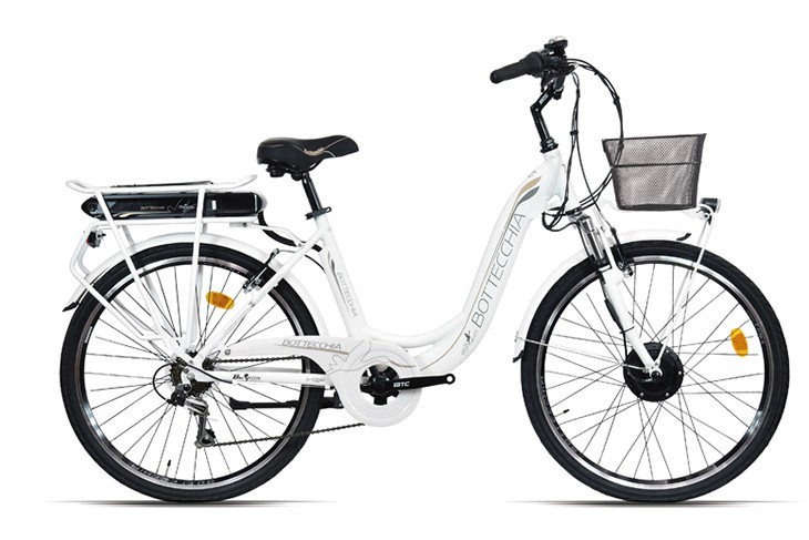 BE 11 E-BIKE TRK LADY 26""