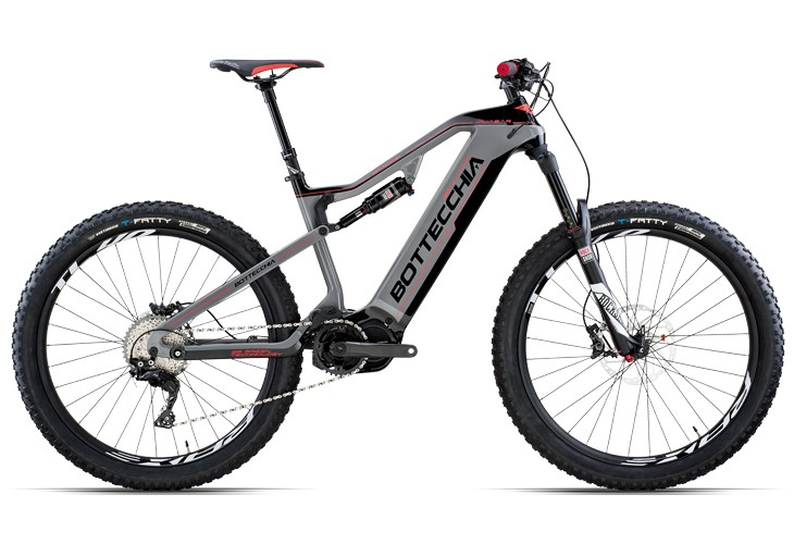 BE 80 QUASAR E-FULL SUSP.CARBON 27,5""