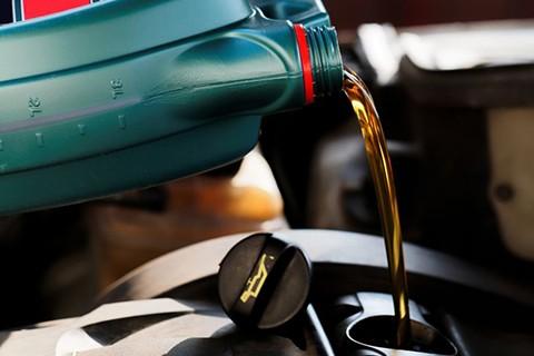 Výmena olejov a filtrov