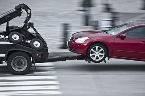 Odťah motorových vozidiel