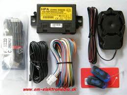 Autoalarmy s vlastnými diaľkovými ovládačmi