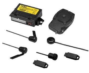 Autoalarmy ovládané pôvodnými diaľkovými ovládačmi