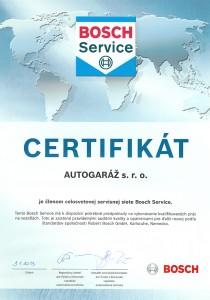 Členstvo v Bosch Service