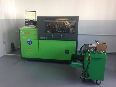 Testovacia stanica Bosch EPS 708