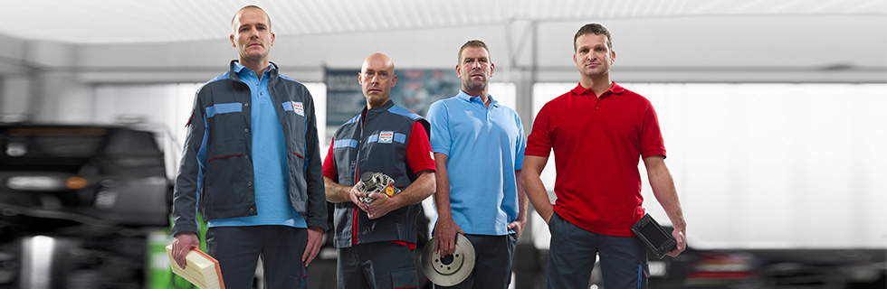 Bosch Car Service: Naše speciální služby
