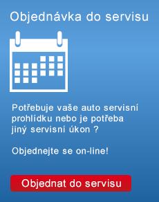 Objednejte se On-line do servisu