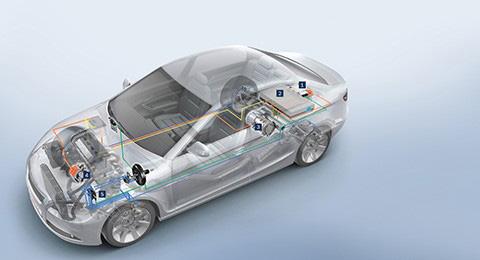Hybridní a elektrická vozidla